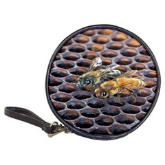 Worker Bees On Honeycomb Classic 20-CD Wallets