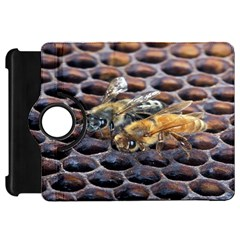 Worker Bees On Honeycomb Kindle Fire HD 7