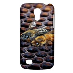 Worker Bees On Honeycomb Galaxy S4 Mini