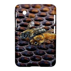 Worker Bees On Honeycomb Samsung Galaxy Tab 2 (7 ) P3100 Hardshell Case