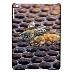 Worker Bees On Honeycomb Ipad Air Hardshell Cases