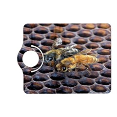 Worker Bees On Honeycomb Kindle Fire Hd (2013) Flip 360 Case
