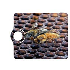 Worker Bees On Honeycomb Kindle Fire HDX 8.9  Flip 360 Case
