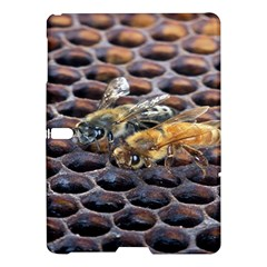 Worker Bees On Honeycomb Samsung Galaxy Tab S (10.5 ) Hardshell Case