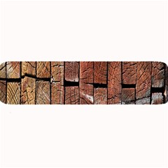 Wood Logs Wooden Background Large Bar Mats