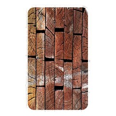 Wood Logs Wooden Background Memory Card Reader