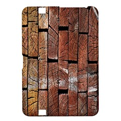 Wood Logs Wooden Background Kindle Fire Hd 8 9