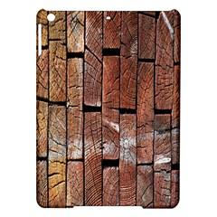 Wood Logs Wooden Background Ipad Air Hardshell Cases