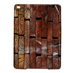 Wood Logs Wooden Background Ipad Air 2 Hardshell Cases
