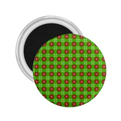 Wrapping Paper Christmas Paper 2.25  Magnets