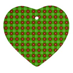 Wrapping Paper Christmas Paper Ornament (Heart)