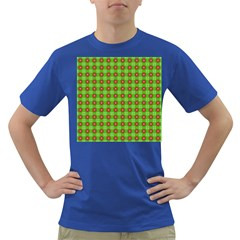 Wrapping Paper Christmas Paper Dark T-Shirt
