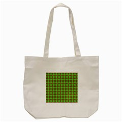 Wrapping Paper Christmas Paper Tote Bag (Cream)