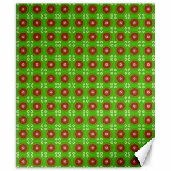 Wrapping Paper Christmas Paper Canvas 8  X 10