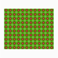Wrapping Paper Christmas Paper Small Glasses Cloth (2-Side)