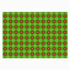 Wrapping Paper Christmas Paper Large Glasses Cloth (2-Side)