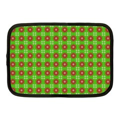 Wrapping Paper Christmas Paper Netbook Case (medium)