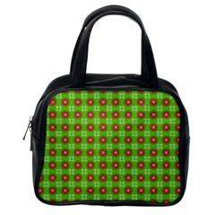 Wrapping Paper Christmas Paper Classic Handbags (One Side)