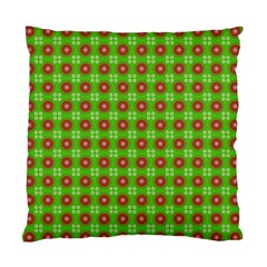 Wrapping Paper Christmas Paper Standard Cushion Case (One Side)