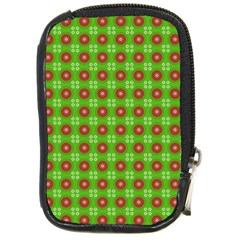 Wrapping Paper Christmas Paper Compact Camera Cases