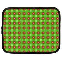 Wrapping Paper Christmas Paper Netbook Case (xxl)