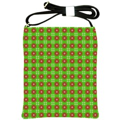 Wrapping Paper Christmas Paper Shoulder Sling Bags