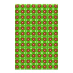 Wrapping Paper Christmas Paper Shower Curtain 48  X 72  (small)
