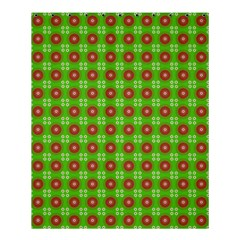 Wrapping Paper Christmas Paper Shower Curtain 60  x 72  (Medium)