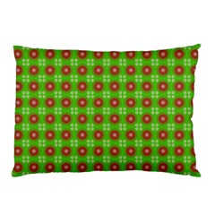 Wrapping Paper Christmas Paper Pillow Case (two Sides)