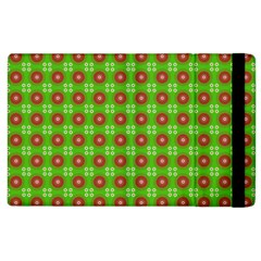 Wrapping Paper Christmas Paper Apple iPad 3/4 Flip Case
