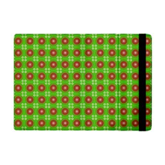Wrapping Paper Christmas Paper Apple Ipad Mini Flip Case