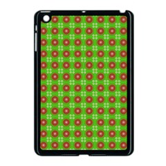 Wrapping Paper Christmas Paper Apple Ipad Mini Case (black)