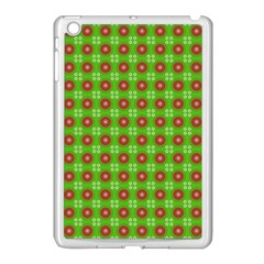 Wrapping Paper Christmas Paper Apple Ipad Mini Case (white)