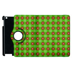 Wrapping Paper Christmas Paper Apple Ipad 3/4 Flip 360 Case
