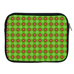 Wrapping Paper Christmas Paper Apple Ipad 2/3/4 Zipper Cases