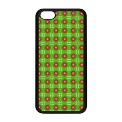 Wrapping Paper Christmas Paper Apple iPhone 5C Seamless Case (Black)