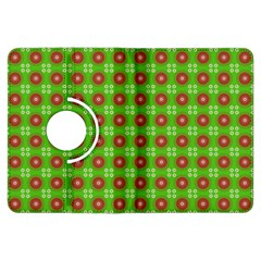 Wrapping Paper Christmas Paper Kindle Fire Hdx Flip 360 Case