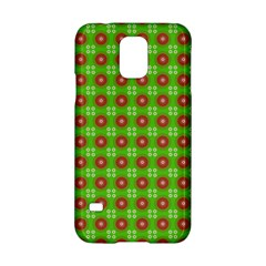 Wrapping Paper Christmas Paper Samsung Galaxy S5 Hardshell Case
