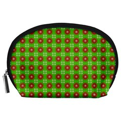 Wrapping Paper Christmas Paper Accessory Pouches (large)