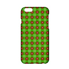 Wrapping Paper Christmas Paper Apple iPhone 6/6S Hardshell Case
