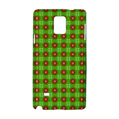 Wrapping Paper Christmas Paper Samsung Galaxy Note 4 Hardshell Case