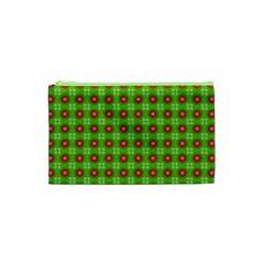Wrapping Paper Christmas Paper Cosmetic Bag (XS)