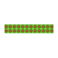 Wrapping Paper Christmas Paper Flano Scarf (Mini)