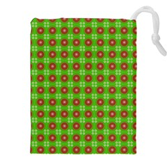 Wrapping Paper Christmas Paper Drawstring Pouches (xxl)