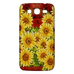 Sunflowers Flowers Abstract Samsung Galaxy Mega 5 8 I9152 Hardshell Case