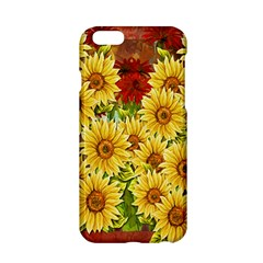 Sunflowers Flowers Abstract Apple Iphone 6/6s Hardshell Case