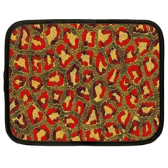 Stylized Background For Scrapbooking Or Other Netbook Case (XL)