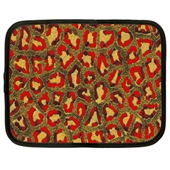Stylized Background For Scrapbooking Or Other Netbook Case (XXL)