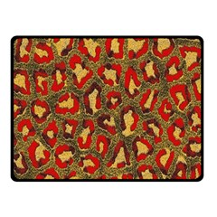 Stylized Background For Scrapbooking Or Other Fleece Blanket (Small)