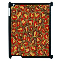 Stylized Background For Scrapbooking Or Other Apple Ipad 2 Case (black)